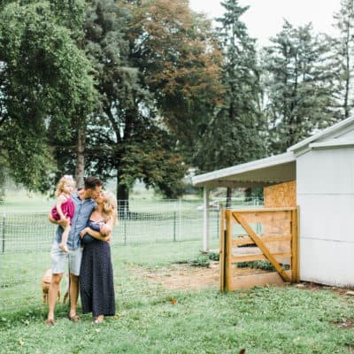 Why we homestead & our homestead blog