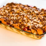 Frenchie Farm gluten free french toast casserole