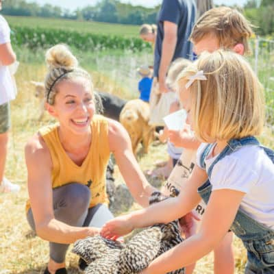 Farm Classes for Kids at Frenchie Farm