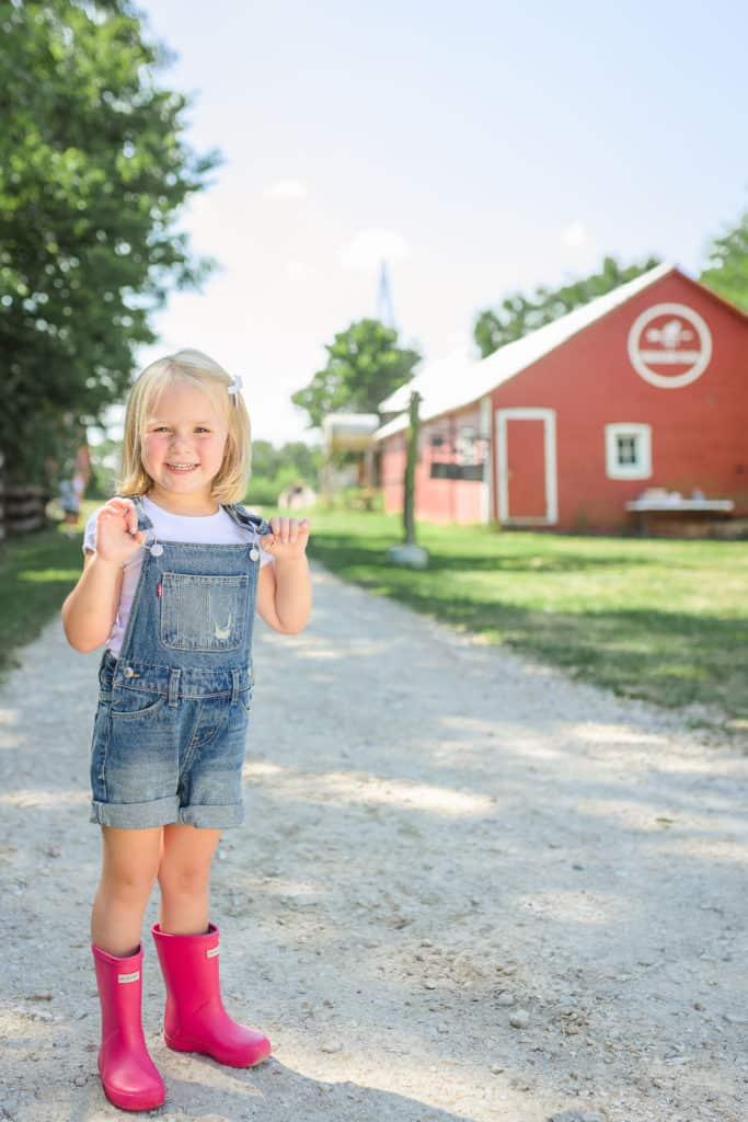 farm classes for kids